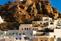 Villages of Ios / Discover the local towns of the Island of Ios, Greece