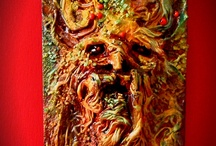 Tolkien Inspired Art / by Wooden Wonders Hobbit Holes