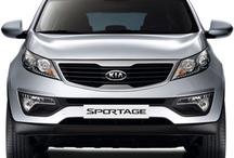 Kia Sportage / by Kia Motors Nederland