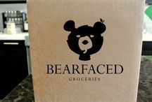 Bearfaced Groceries / Our mission is to be the hunter gatherer of choice for the masses, protector of fresh, high quality ingredients. The only company you need to put your trust in to take care of you and your family