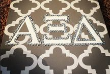 Alpha Xi Delta / by Casey Tripodi