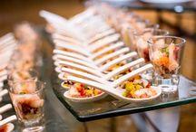 Buffet / Apéritif / Inspiration et idée cocktail, buffet et food lors de vos évènements / by Clémence LD