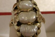 Vintage & Antique Jewelry / Vintage and Antique jewelry with pearls / by Kari Pearls