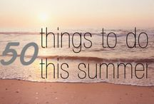 Bucket list / Things to think about doing