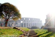 Rzymskie wakacje / niezapomniane chwile w kraju pizzy, espresso, vespy, Koloseum, gladiatorów...