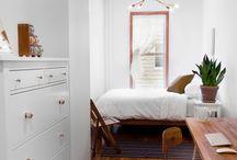 Small Interiors-Exteriors