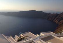 Travel: Santorini / This gorgeous Greek island does not disappoint. Read more about visiting Santorini with kids: http://momaboard.com/cities/santorini-greece-the-ultimate-guide-with-kids/