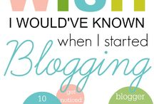 Blogging / Blogging tips and tricks. / by Poochie Baby