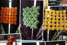 Balloons / #Ballonpilaren #ballonbogen #cadeauballonnen enz