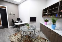 Consultation Room Office Designs / Some intimate, interesting, contemporary consultation room interior designs by Arminco Inc