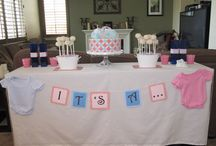 Gender reveal party / by Sharon Wade-Clark