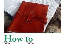 carnets , bullet journal ...