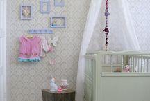 Nursery⎪For Girls / #nursery #girls #rooms