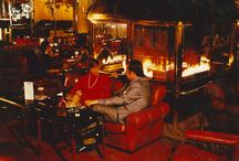 Bar / #tbt Before the renovation in 1999 our Lobby bar was located around a fireplace where our conference room Gripsholm is located today. The Lobby Lounge was with its international atmosphere a hot spot for the Jet Set in Stockholm. Tequila Sunrise was a popular drink at the time.