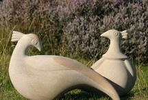 Soft stone sculpture