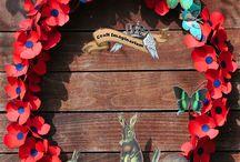 Spring - Easter wreaths / Spring - Easter wreaths