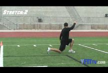 FITNESS - Dynamic Stretch & Warm Up