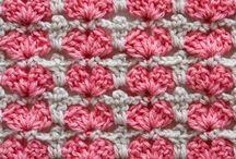 Двухцветное вязание