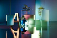 Home Decor Inspiration / Inspiration on prints, materials and design for home decor.
