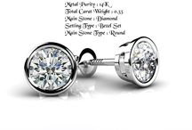 Diamond Jewellery / Diamond Jewellery- yellow/white gold stud earring, wedding rings so many jewellery products for women and kids. GOOD DEAL + FREE SHIPPING + FREE EARRING BOX EARRINGS ARE TRULY BEAUTIFUL, WE GUARANTEE OR MONEY BACK