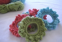 Crocheted Necessities Kitchen /  potholders, towels and washclothes / by Marie Hahn