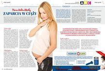 Zaparcia w ciąży