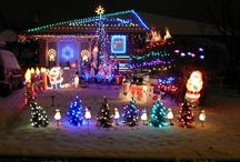 Spectacular Holiday Home Light Displays / Spectacular Holiday Home Light Displays