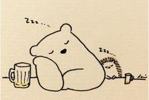 Drawing hedgehog 2
