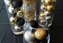 Black && Gold Christmas