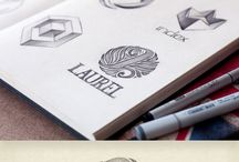 Sketches / A collection of sketches I like from Pinterest or the Web. / by Kevin Kurtovich