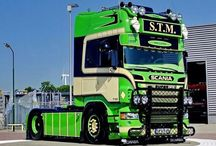 Cars and motorcycles / SCANIA
