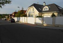 Plastové ploty / Plastové ploty a plotovky - mezi než patří například recyklátové plotovky, dřevoplastové plotovky,plotovky everwood nebo whiteplast plotovky