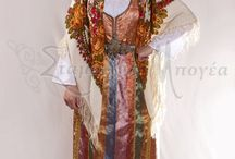 Traditional Greek Costumes from Aigaio Pelagos