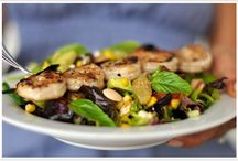 salads to try / by Cindy Cowles