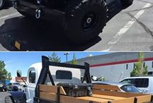 Niestandardowe ciężarówki