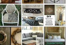 Restoration or Refurbished / Restoration and refurbished furniture