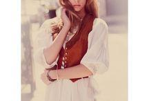 Clothes, Shoes, Makeup..  / inspirations . x