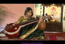 Veena - Basic Lessons by E.Gaayathri
