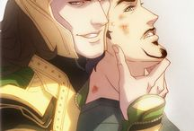 Tony x Loki
