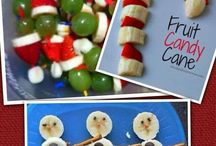 Fun & Healthy Kids Christmas / Healthy and fun ideas for a healthier christmas