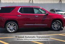 Chevrolet Traverse Videos