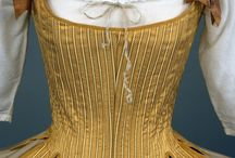 1700 corsets