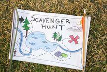 scavengar hunt / by Danielle Parent