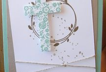 Stampin Up Konfirmation