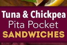 Tina sandwich