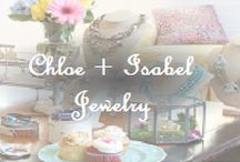 Chloe + Isabel Jewelry / Featuring Quality jewelry inspired by elements found in nature, architecture and vintage influences. Lifetime Warranty on all jewelry. Shop my boutique at buychloeandisabel.com