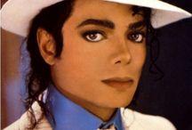 Michael Jackson / by Audrey Wilson