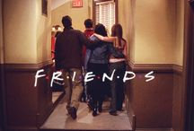 F.R.I.E.N.D.S. til the end! / Friends / by Christy Kostka
