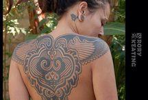 Tattoos / by Ellen Massop