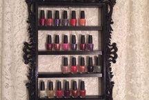 Hair and Beauty Salon Storage Ideas